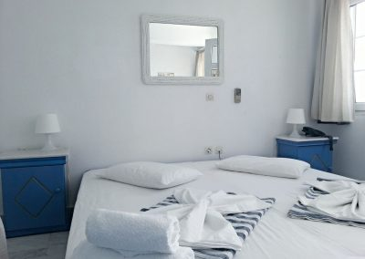 accomodation in Fira Pension sea view family run complex individual_op