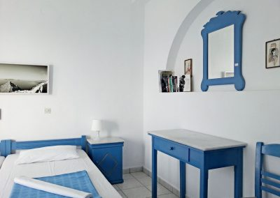 accomodation in Fira Pension sea view family run complex individual_opt